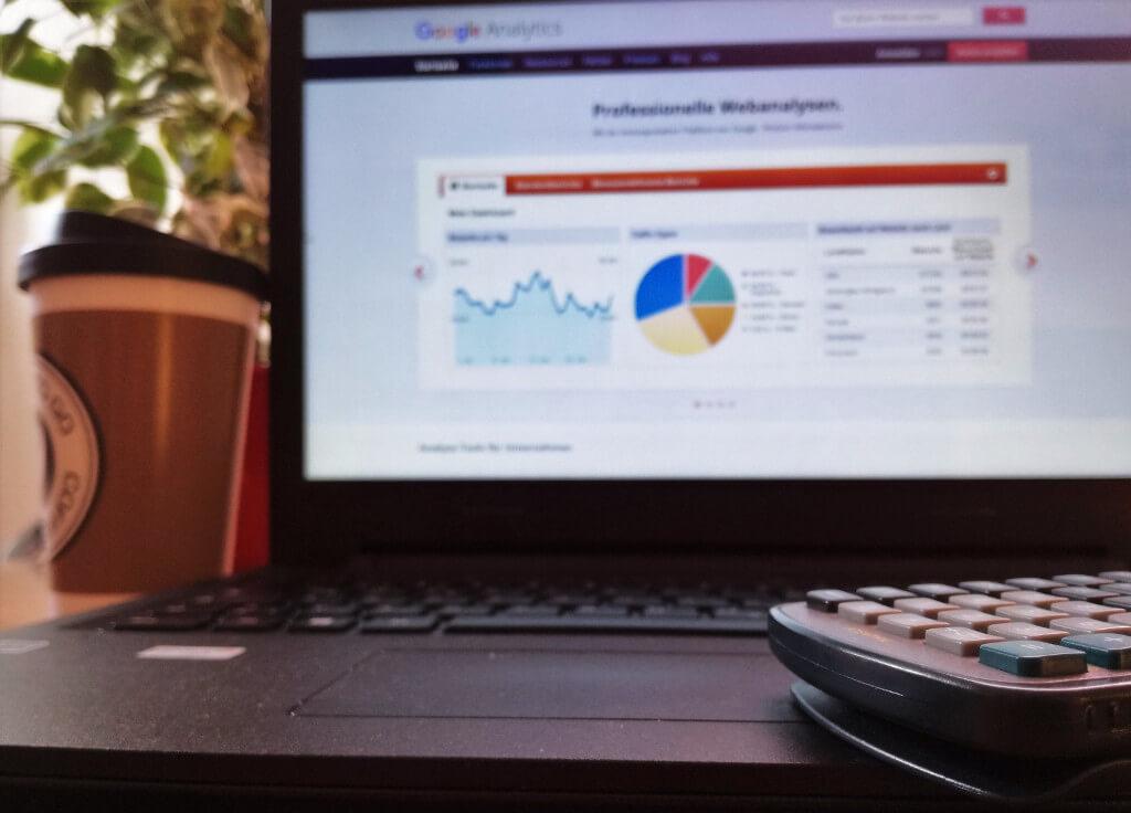 petite aGence diGitale - Google Analytics